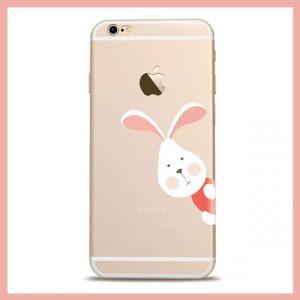 iPhone_Case_BunnyPeeking